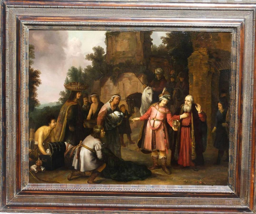 About Abraham van Dijck