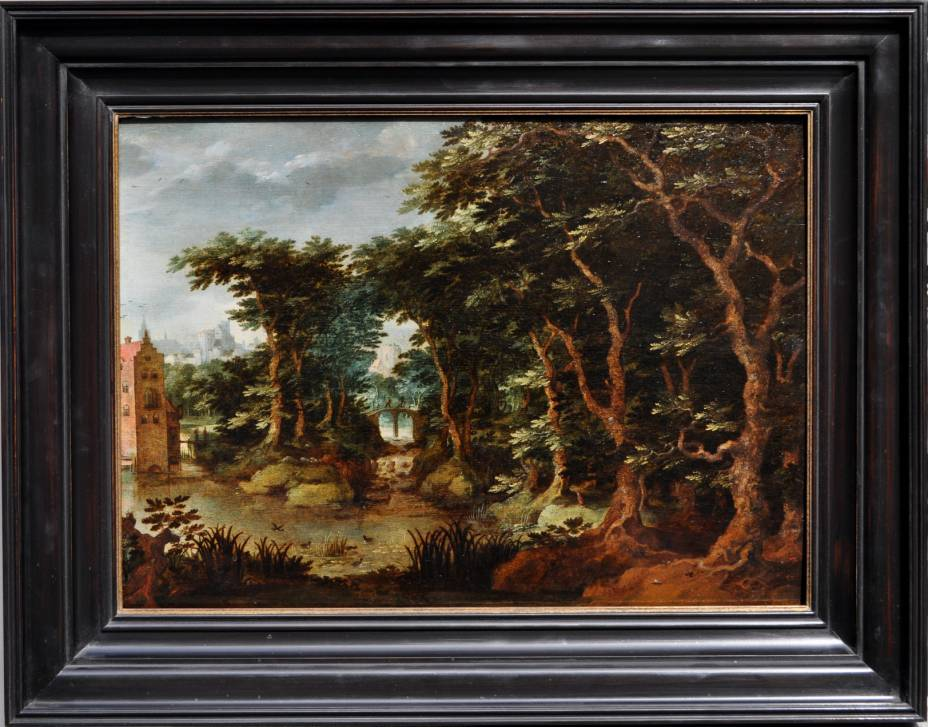 About Gillis van Coninxloo II